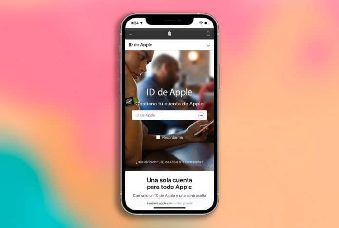 cambiar el mail del Apple ID