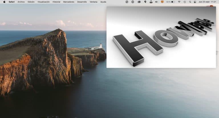 Cómo usar el modo imagen dentro de imagen o Picture in Picture (PiP) de Safari en macOS