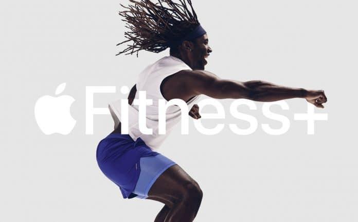 fitness plus apple