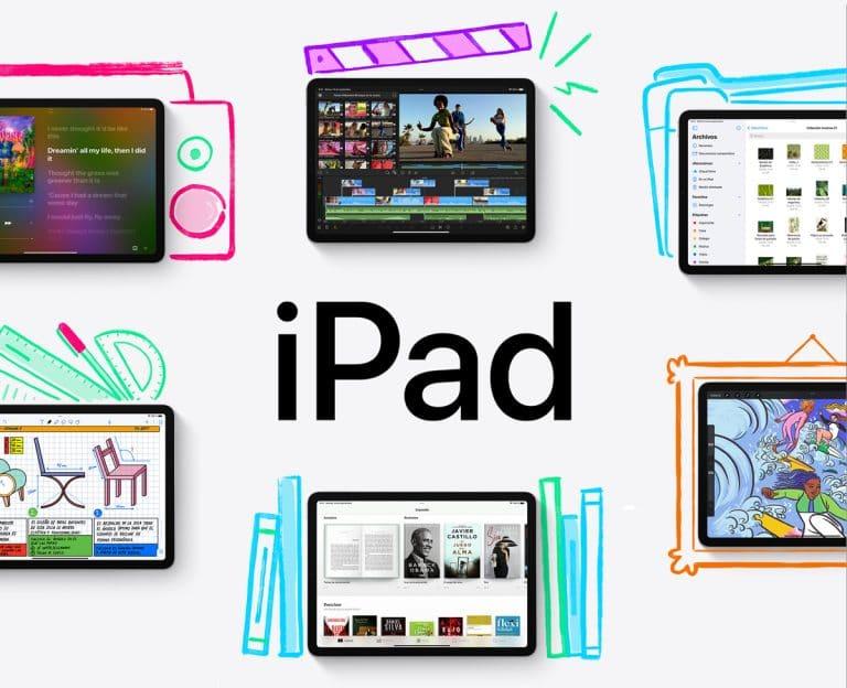 Apple presenta el nuevo iPad 2021 con lo último en tecnología