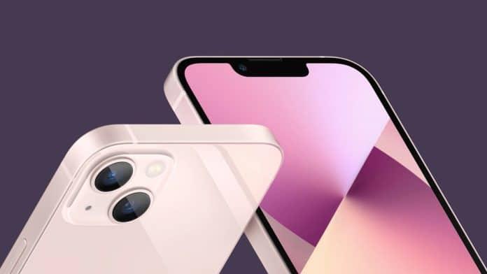 iPhone 13 y iPhone 13 mini