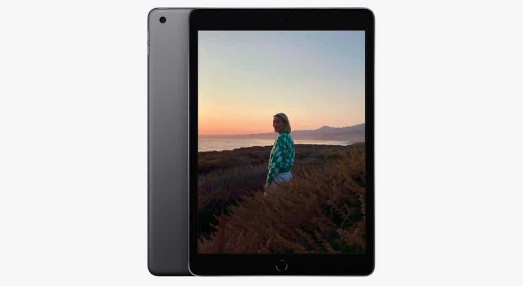 Pantalla nuevo iPad 2021